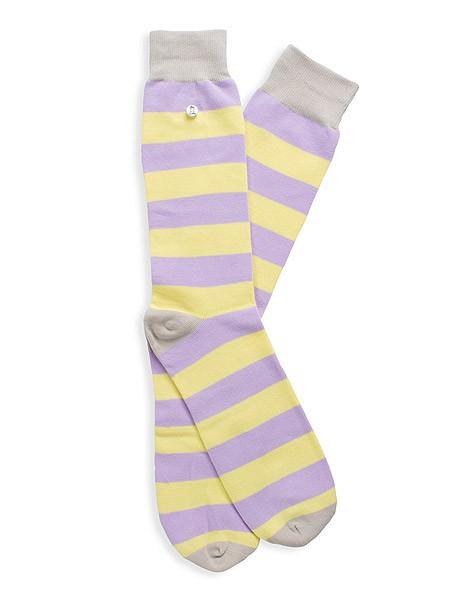 Stripes Purple