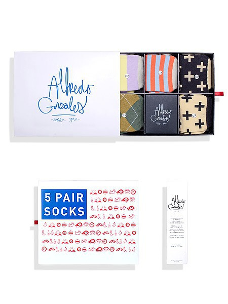 Socks & Stripes Box