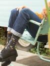 Happy Socks Rose Petal