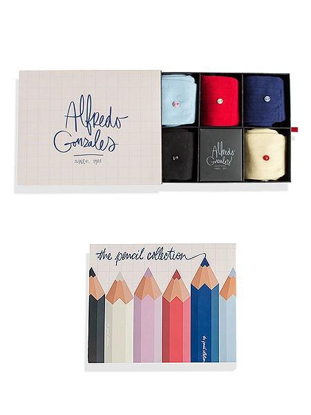 Pencil Collection Box