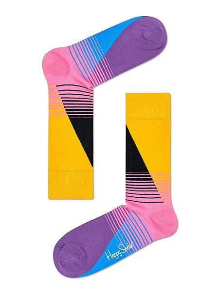 Happy Socks 80's Fade