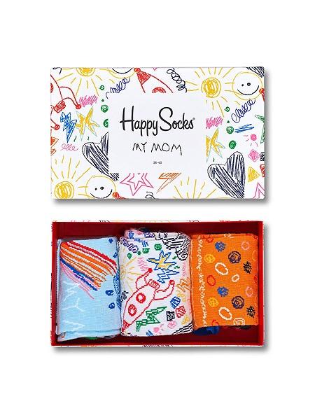 Happy Socks My Mom Gift Box