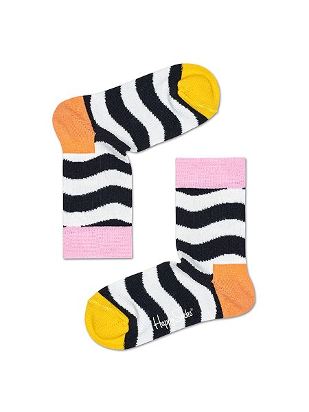 Happy Socks Wavy Stripe Kids