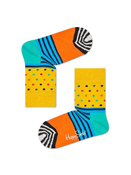 Happy Socks Stripes & Dots Kids