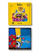 Happy Socks x The Beatles Gift Box 3-pack